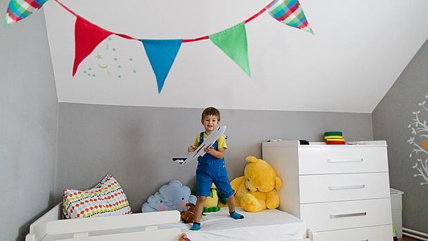 Детската стая: от 1 до 3 години