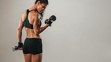 5 причини да тренирате с тежести