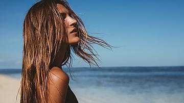 Защо морето може да е вредно за красотата ни?
