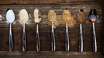 Сладко, но здравословно: това са 7-те най-добри алтернативи на захарта