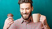 Мъфини с кафе и шоколад