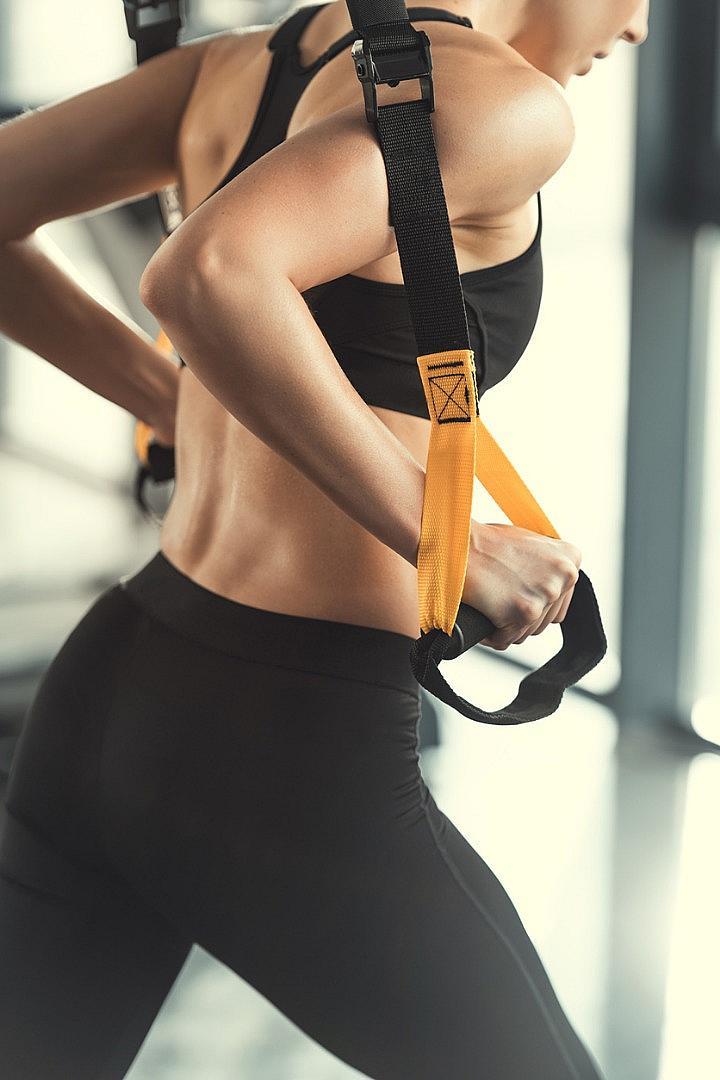 © iStock,  Упражненията могат да са дърпащи или бутащи.,  Упражненията могат да са дърпащи или бутащи.