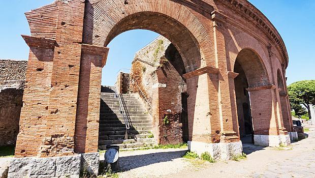 Когато сте в Италия: Помпей vs. Остия Антика