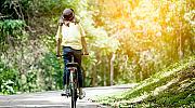 Карането на колело прави хората щастливи!