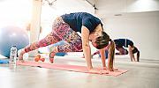 6 упражнения за стройни крака