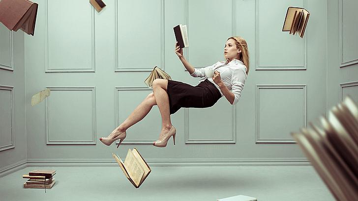 21 книги, които ще ви накарат да се усъмните в себе си и света