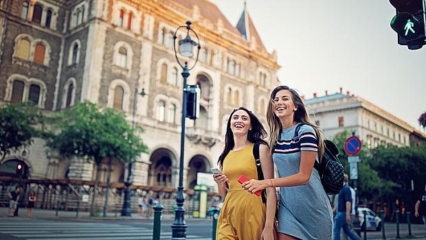 #GirlSquad дестинации в Европа: Будапеща