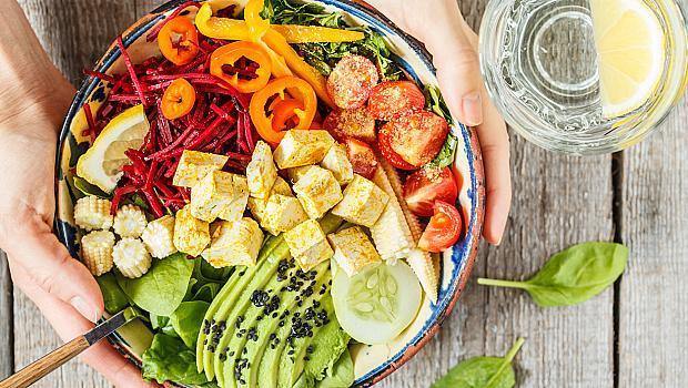 Флекситарианска диета: примерно седмично меню