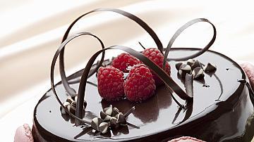 10 шоколадови торти с визия като за конкурс