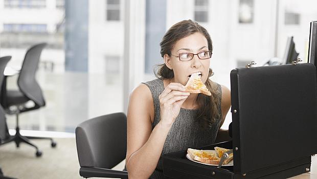 Как да се храним, когато бързаме?