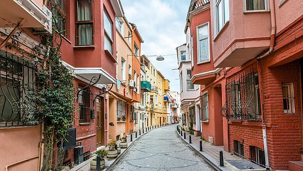 Истанбул в снимки