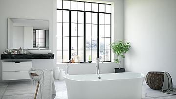 7 актуални тенденции в интериорния дизайн при банята