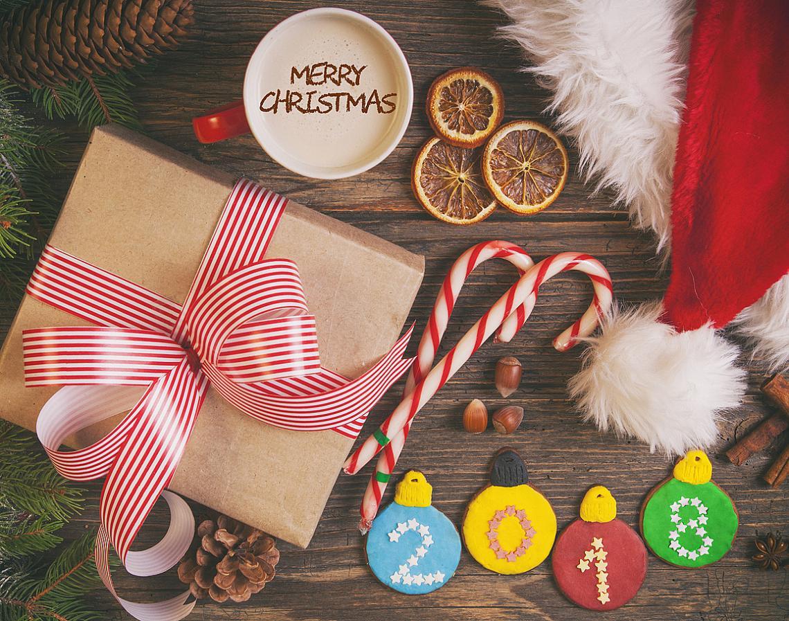 В очакване на Коледа и Нова година...