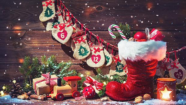 Различният начин да броите дните до Коледа