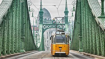 Красотата на Будапеща
