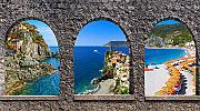 10 фотогенични залива в Италия, откъдето трябва да се тагнете
