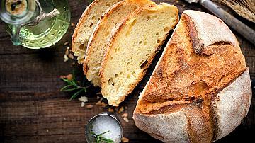 Домашно приготвен хляб със сода