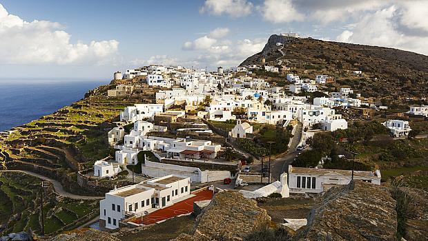 Гръцките острови, идеални за бягство от тълпите: СИКИНОС