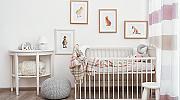 Как да обзаведете бебешката стая?