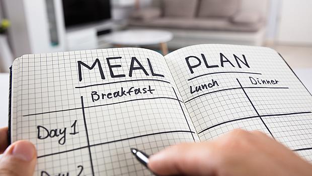 Вкусно дневно меню с храни, които дават енергия