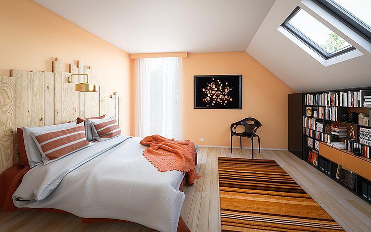 """""""Пред леглото трябва да стои някакъв красив предмет – камина, произведение на изкуството или прозорец с вдъхновяваща гледка."""" Жан-Луи Деньо, интериорен дизайнер"""