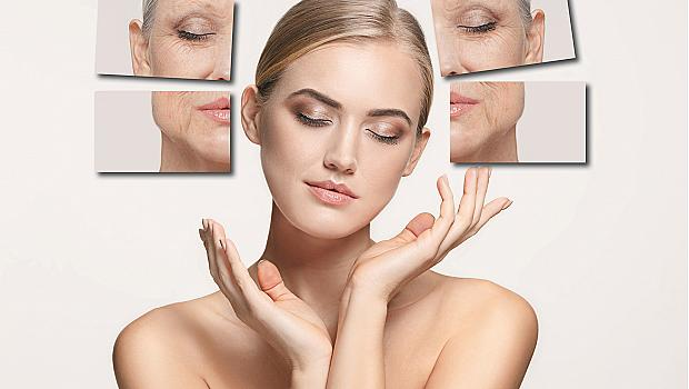 Как да разберете истинската възраст на кожата си само за няколко секунди?
