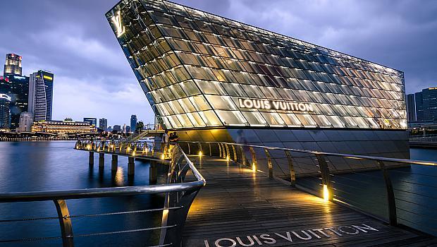 Louis Vuitton е най-скъпата марка на 2019 година