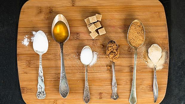 6 алтернативи на захарта