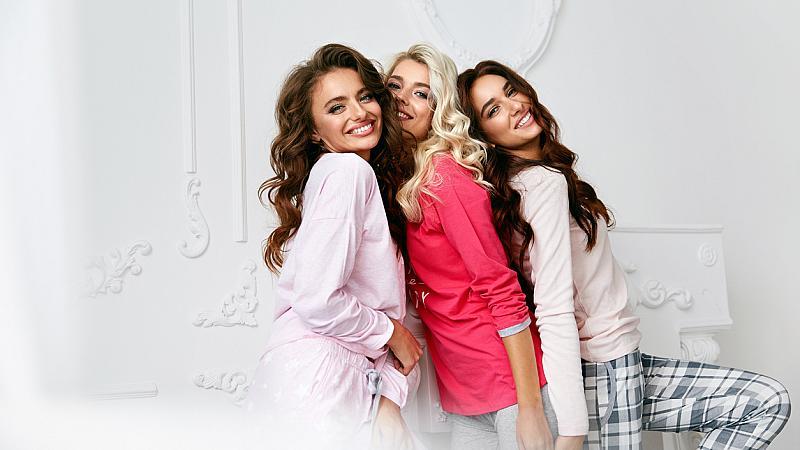 Пижамата: новото секси бельо!
