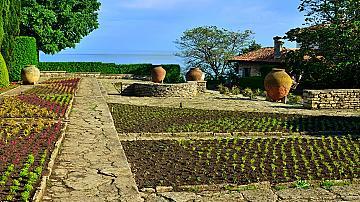 Ботаническата градина в Балчик