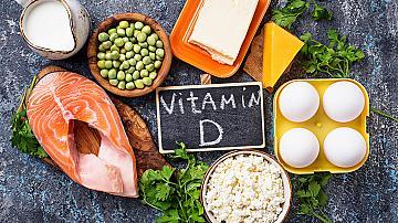 От кои храни да си набавим витамин D, за да бъдем по-здрави?