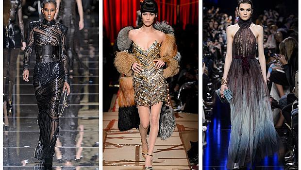 40 вдъхновения от модния подиум за изискан новогодишен тоалет