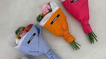 Цветя от JACQUEMUS: дизайнерът отвори цветарски магазин