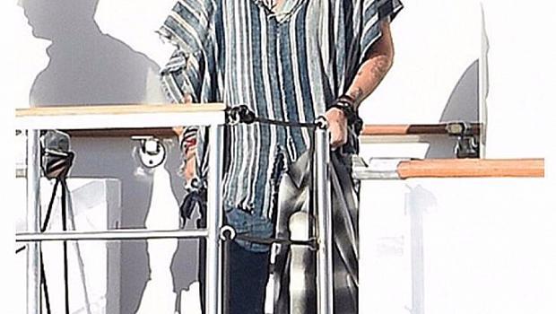 Джони Деп събира сили на Ибиса