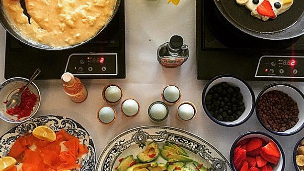 Звездите и авокадото в Instagram