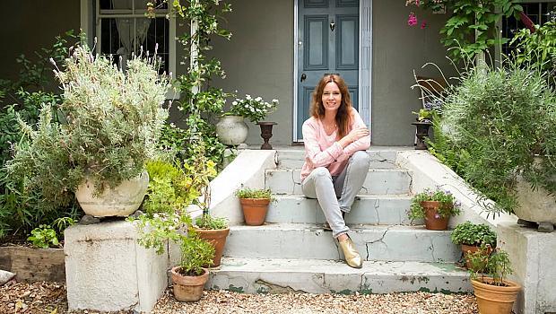 Домът на Катя Лекарски в Африка