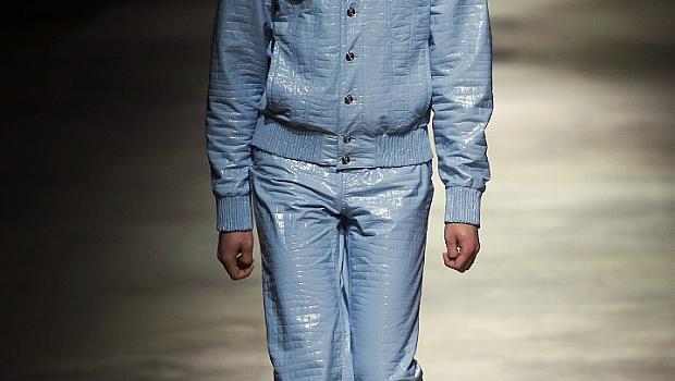 Кожени облекла за мъжете, сезон есен-зима 2016