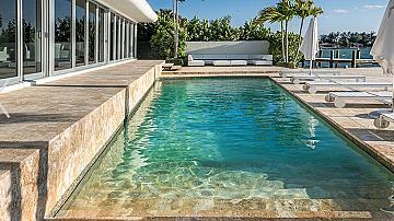 Домът на Лени Кравиц в Маями