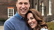 """""""Обичам те до сълзи"""": Кейт и Уилям празнуват годишнина"""