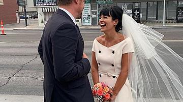 Лили Алън  се омъжи изненадващо