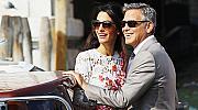 Джордж Клуни сподели как е предложил брак на Амал