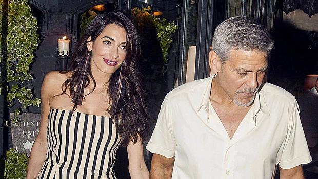Амал Клуни отново в топ форма