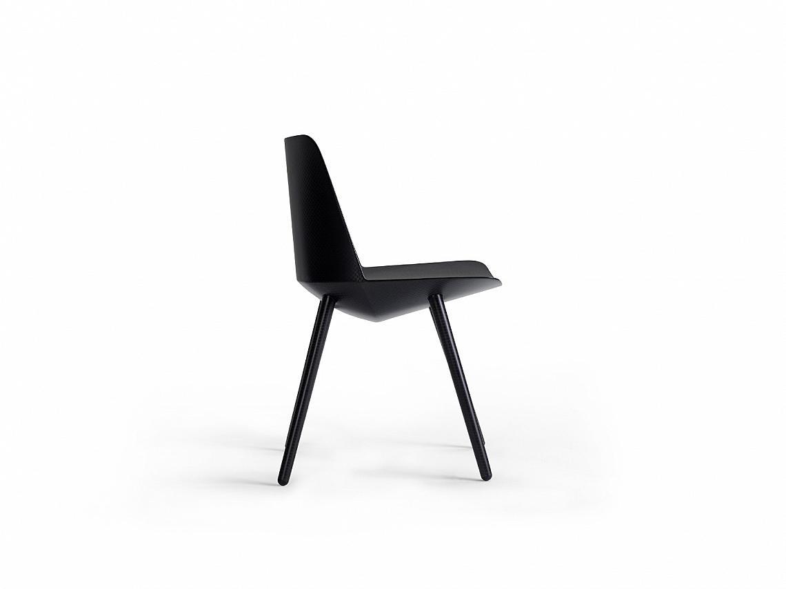 Ленените фибри са рециклируем суров материал, който обикновено се използва за меки продукти като платове. Столът Jin на японския дизайнер Джин Курамото е покрит с ленени фибри и биоразградима смола за твърдост. offecct.se