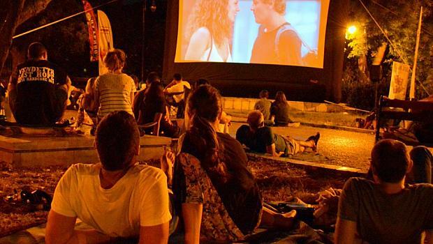 Кино под звездите в Пловдив