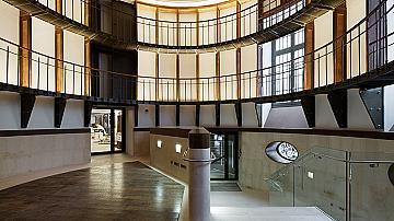 Реставрираната Национална библиотека на Франция