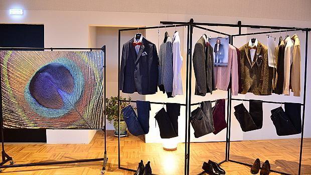 Andrews/ представи тенденциите в мъжката мода