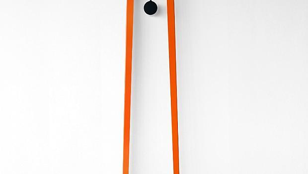 Интериор в оранжево