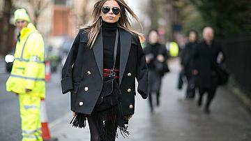 62 street style визии от мъжката Седмица на модата в Лондон - есен/зима 2016