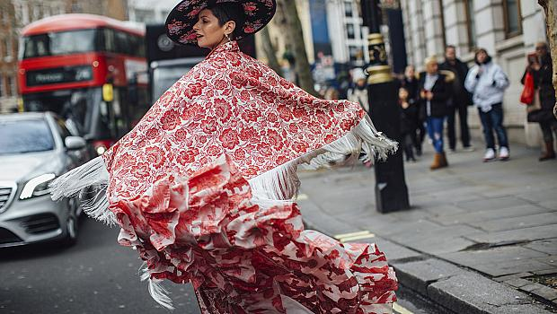 38 street style визии с флорали за повече настроение