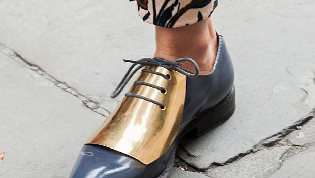 Обувки с ниска подметка - Седмици на модата SS15